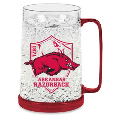 University of Arkansas Freezer Mug