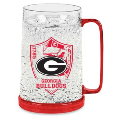 University of Georgia Freezer Mug
