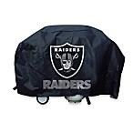 Oakland Raiders Deluxe Barbecue Grill Cover