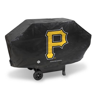 Black Yellow Grill Cover