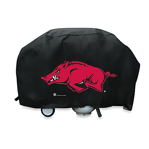 University of Arkansas Deluxe Barbecue Grill Cover