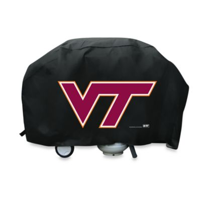 Virginia Tech Deluxe Barbecue Grill Cover
