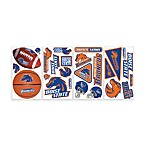 RoomMates Boise State Peel and Stick Wall Decals