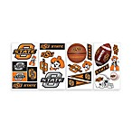 RoomMates Oklahoma State University Peel and Stick Wall Decals
