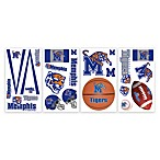 RoomMates University of Memphis Peel & Stick Wall Decals