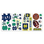RoomMates University of Notre Dame Peel & Stick Wall Decals