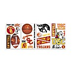 RoomMates University of Southern California Peel And Stick Wall Decals