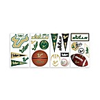 RoomMates University of South Florida Peel and Stick Wall Decals