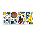 RoomMates West Virginia University Peel and Stick Wall Decals