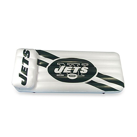 New York Jets Inflatable Pool Float/Mattress