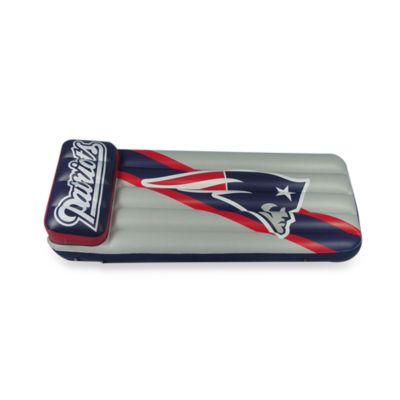 New England Patriots Inflatable Pool Float/Mattress