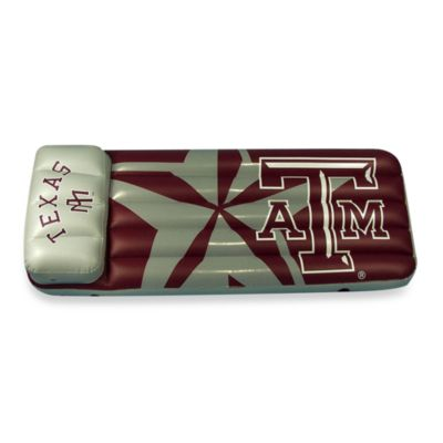 Texas A & M University Inflatable Pool Float/Mattress