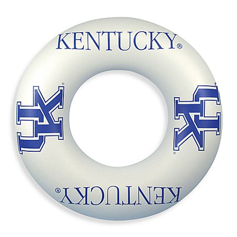 University of Kentucky Inflatable Inner Tube/Swim Ring