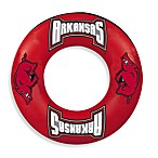 University of Arkansas Inflatable Inner Tube/Swim Ring