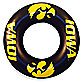 University of Iowa Inflatable Inner Tube/Swim Ring