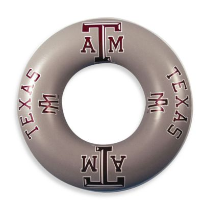 Texas A & M University Inflatable Inner Tube/Swim Ring