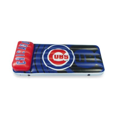 Chicago Cubs Inflatable Pool Float/Mattress