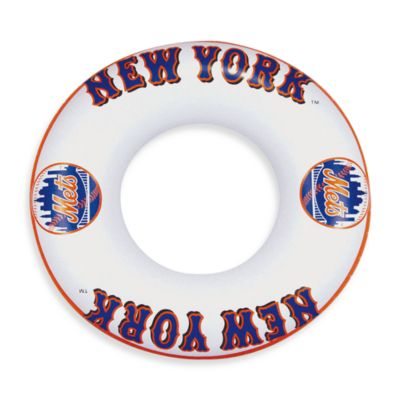 New York Mets Inflatable Inner Tube/Swim Ring