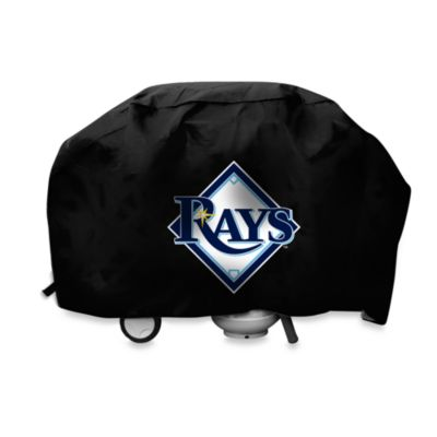 MLB Tampa Bay Rays Deluxe Barbecue Grill Cover