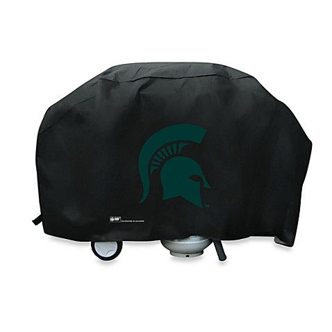 Michigan State University Deluxe Barbecue Grill Cover