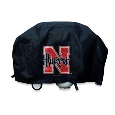 University of Nebraska Deluxe Barbecue Grill Cover