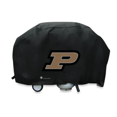 Purdue University Deluxe Barbecue Grill Cover