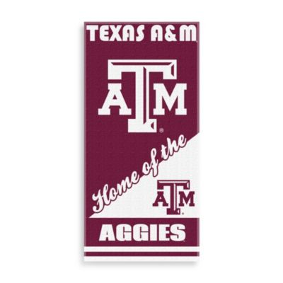 Texas A&M University Collegiate Beach Towel