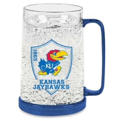 University of Kansas Freezer Mug