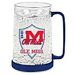 Ole Miss Freezer Mug