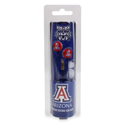 University of Arizona Ignition Earbuds