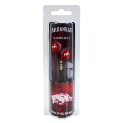 University of Arkansas Ignition Earbuds