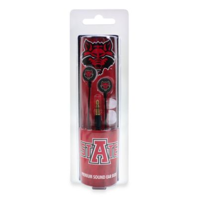 Arkansas State University Ignition Earbuds