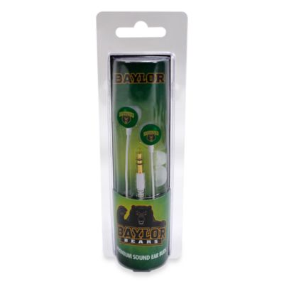 Baylor University Ignition Earbuds