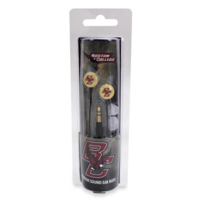 Boston College Ignition Earbuds