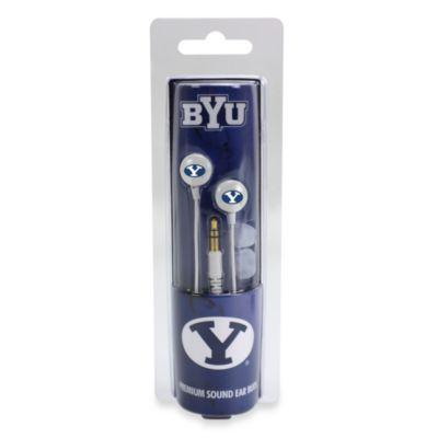 Brigham Young University Ignition Earbuds