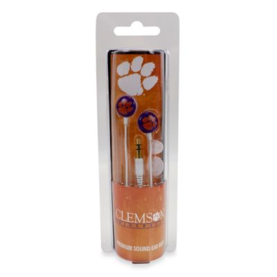 Clemson University Ignition Earbuds