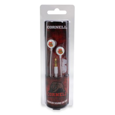 Cornell University Ignition Earbuds
