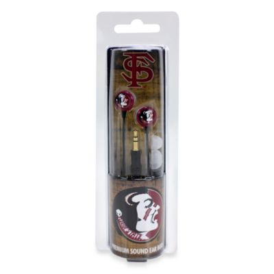 Florida State University Ignition Earbuds