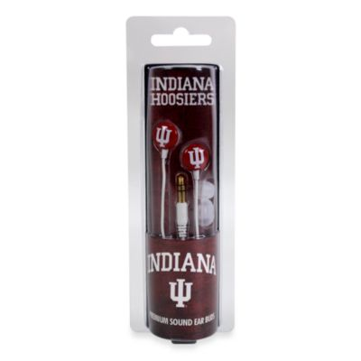 Indiana University Ignition Earbuds