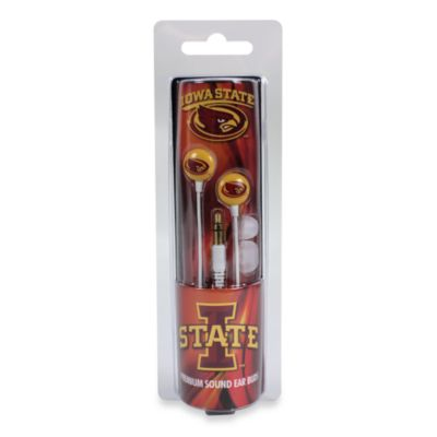 Iowa State University Ignition Earbuds
