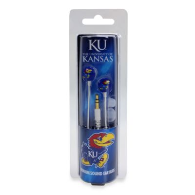 University of Kansas Ignition Earbuds