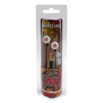 University of Maryland Ignition Earbuds