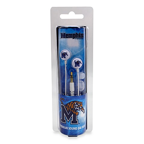 University of Memphis Ignition Earbuds