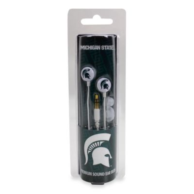 Michigan State University Ignition Earbuds