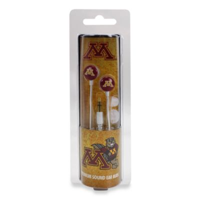 University of Minnesota Ignition Earbuds
