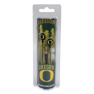 University of Oregon Ignition Earbuds