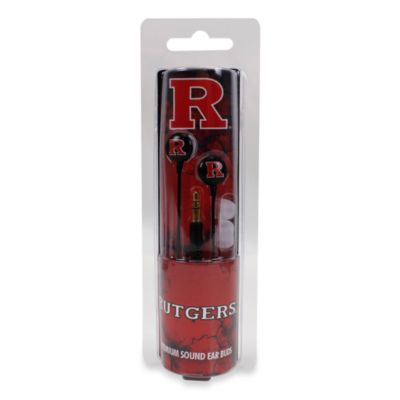 Rutgers University Ignition Earbuds
