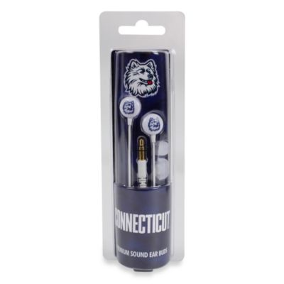 University of Connecticut Ignition Earbuds