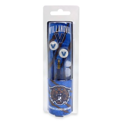 Villanova University Ignition Earbuds