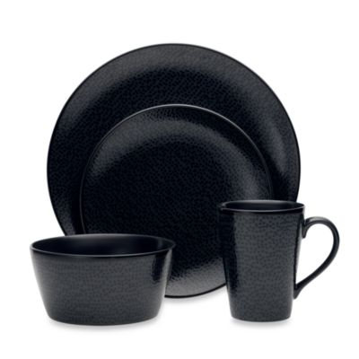 Noritake® BoB Snow 4-Piece Place Setting